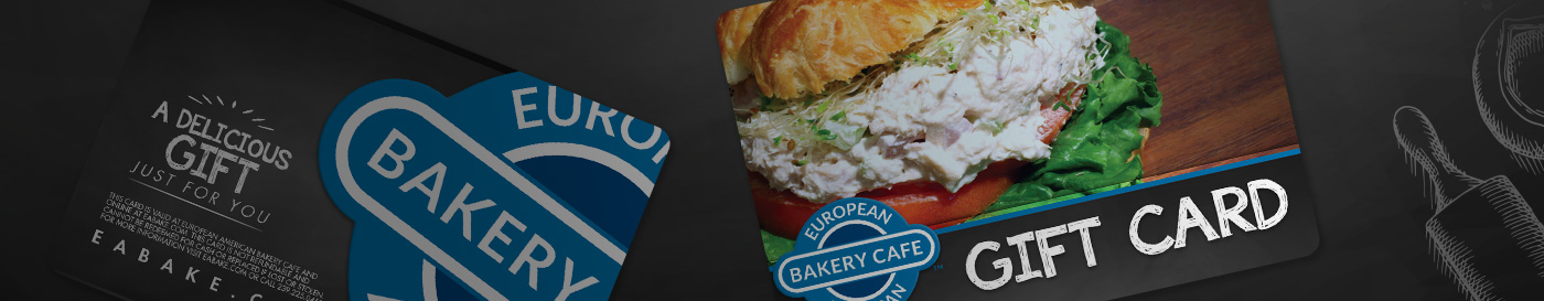 European American Baker Cafe Gift Cards